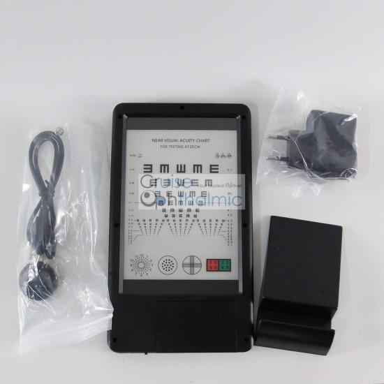 Near Vision Tester LED Back Lighting CP30
