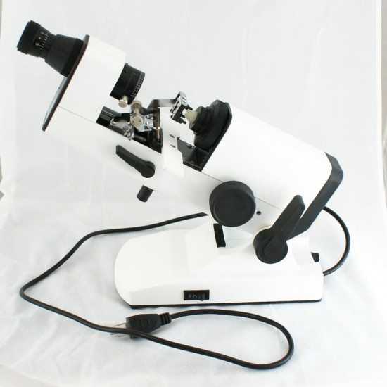 Manual Lensmeter JD-7 Internal Reading
