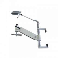 Mall Mount Phoropter Holder With LED Lamp