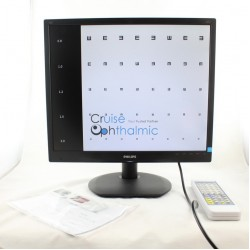 19 inch Chart LCD with remote controller - M1800- Philips Monitor Based