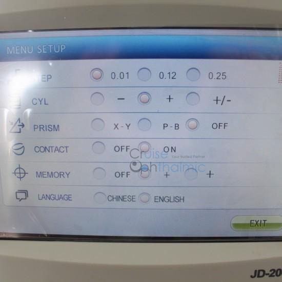 Auto Lensmeter JD-2000