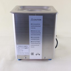 SUS Tank Ultrasonic Cleaner 1.8L