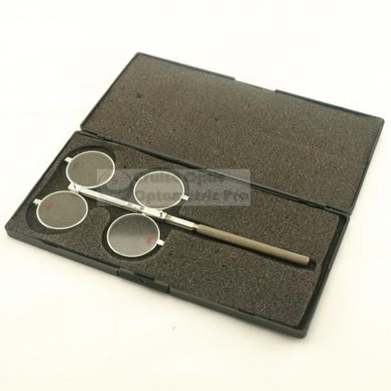 Adjustable Metal Optometry Flipper