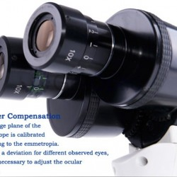 Portable Slit Lamp P3000