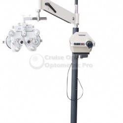 Phoropter, Projector, Light Stand/Pole crjg2
