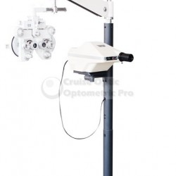 Phoropter, Projector, Light Stand/Pole crjg3