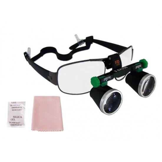 KWS ENT Binocular Loupes FD501G PD Dual Adjustable