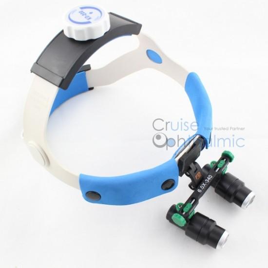 Removeable Binocular Loupes FD501K double way PD knob