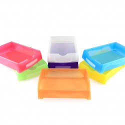 7 pcs/ Lot Job Tray 006L 50mm Height - Random Color