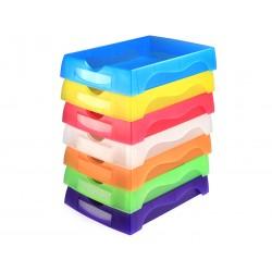 7 pcs/ Lot Job Tray 006L 50mm Height - Random Color