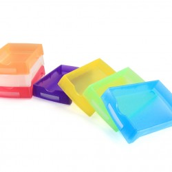 7 pcs/ Lot Job Tray 006LH 68mm Height - Random Color