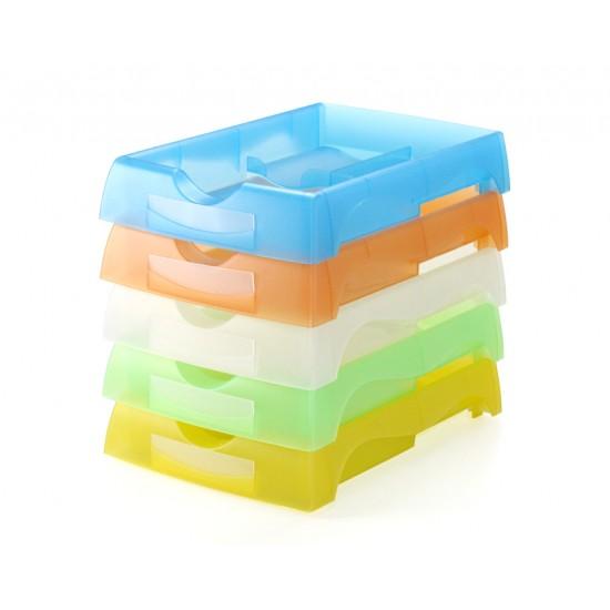 5 pcs/ Lot Job Tray 007LS 42mm Height - Random Color