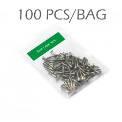 100 pcs/ Lot Nose Pad Screw 181070B