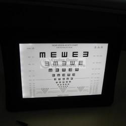 LED  Near Vision Chart NV100