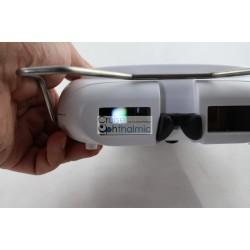 Rechargeable Slider Pupilometer Lithum Battery PD42