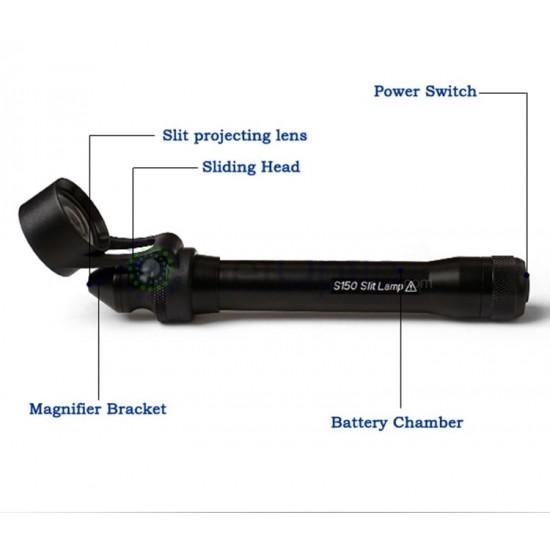 Pocket Slit Lamp S150