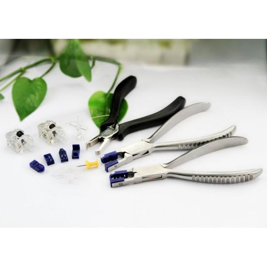 3 pcs Pliers Set with accessories Silhouette Plier Set B01C